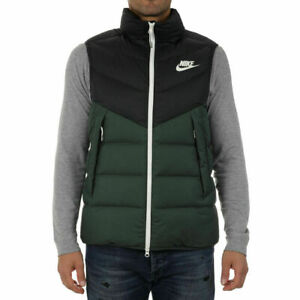 Nike Mens Sportswear Down Fill Windrunner Gilet Size S