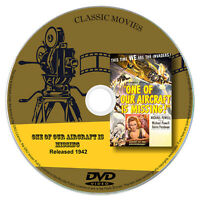 One of our Aircraft is Missing 1942 - Starring Godfrey Tearle - War Film DVD