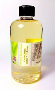 Dermafood 100% Pure, Organic Chamomile Water / Hydrosol No additives Face Tonner
