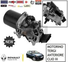 NUOVO MOTORINO TERGICRISTALLO ANTERIORE  RENAULT CLIO 3 III 7701061590