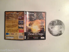 Sea  Dogs An epic adventure at sea RPG Bethesda 1ere edition PC FR