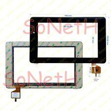 "Vetro Touch screen Digitizer 7,0"" Mediacom SmartPad 740 S1 M-MP740S1 Tablet Nero"