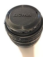 Sigma AutoFocus 70-210mm Lens Made in Japan Preowned
