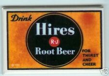HIRES Root BEER advertising pocket  MIRROR
