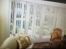 Made to Measure Vertical Blinds In 16 New Colours !!!!