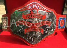 NWA Television Heavyweight Championship Title Replica Belt