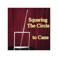 Squaring The Circle to Cane - Bacchette e Bastoni - Giochi di Magia