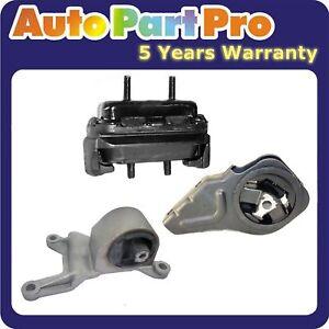 For Oldsmobile Alero 3.4L 1999-2005 Engine Motor & Trans Mount 2933 2874 5223