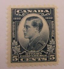 1932 Canada SC #193 PRINCE OF WALES  MH F stamp
