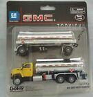 Retired Boley 1/87 HO Scale Diecast GMC Twin Tanker Truck & Trailer Topkick  New