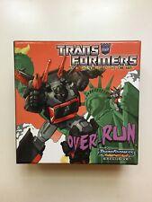 Transformers TFCC 2012 Over-run