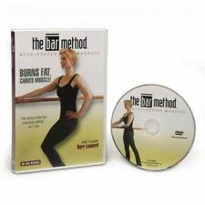 The Bar Method - Accelerated Workout - DVD (2008) Brand New Sealed
