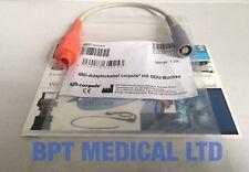 IBD Câble adaptateur pour Corpulse 3 Patient Monitor defibrilateur ODB-Buchse ref 04233.0