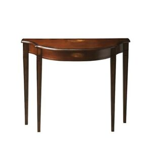 Butler Console Table, Plantation Cherry - 4116024