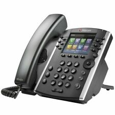 POLYCOM VVX411 PHONE HD VOIP PHONE- GRADE A -  Inc VAT and 12 Month Warranty