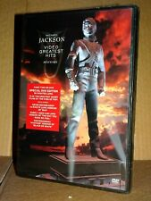 MICHAEL JACKSON Video Greatest Hits History DVD NUOVO SIGILLATO!!!