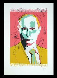 Pop-Art, Grafica originale certificata numerata e firmata a mano | Stefano Fiore