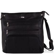 Damen / Damen große weiches Leder Handtasche/Schulter/Umhängetasche