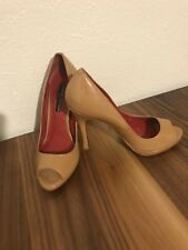 Charles Jourdan Paris Leather Sole high heels / Size 7