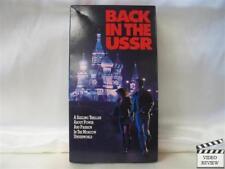 Back In The USSR * VHS * Frank Whaley, Roman Polanski