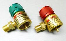 Smith Regulators for Little Torch Preset Regulator for Disposable Tanks SET of 2
