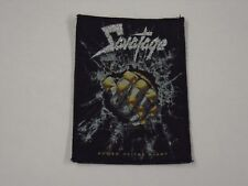 SAVATAGE POWER OF THE NIGHT WOVEN PATCH