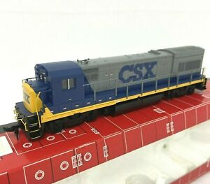 Atlas Ho CSX #8272 GE U23B Locomotive