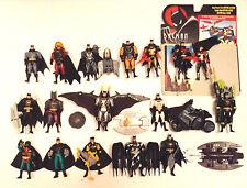 18 x kenner action figures  BATMAN THE ANIMATED SERIES 1992 btas