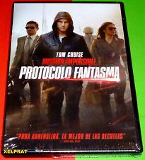 MISION IMPOSIBLE PROTOCOLO FANTASMA / Mission: Impossible Ghost Protocol - Preci