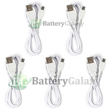 10 New Micro Usb 6Ft Cable for Phone Samsung Galaxy S4 S5 S6 S7 Edge Plus Active