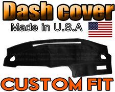 Fits 1991-1994 NISSAN  SENTRA  DASH COVER MAT  DASHBOARD PAD  / BLACK