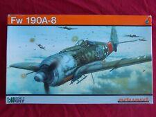 1:48 Eduard 8173 Focke Wulf Fw 190A-8 WWI German Fighter