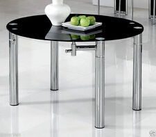 Glass Up to 6 Seats Kitchen & Dining Tables with Extending