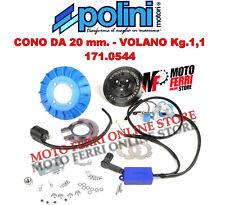 ACCENSIONE ELETTRONICA POLINI CONO VOLANO 20 DIGITALE VESPA 50 125 ET3 PK XL