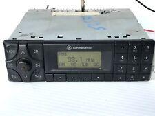 OEM 99 00 01 02 Mercedes E320 E430 W210 Radio Stereo Receiver Part 208 820 10 86