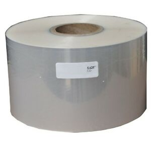 CD Jewel Case Over Wrapper Polyfilm for Xopax Overwrapper Packaging Machine
