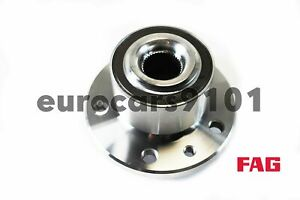 New! Volvo FAG Front Wheel Bearing and Hub Assembly 805753AA 32246153