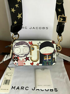 💯Authentic‼️ Marc Jacobs The Snapshot Small Camera Bag - ANNA SUI Collaboration