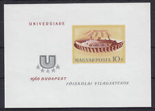 "Ungarn 1965 - Mi Block 50B ""Universiade"" postfrisch"