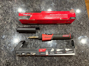 Snap-on™ YAKS42  25 to 130 Watts Butane Gas Soldering Iron Kit