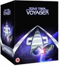 STAR TREK (1995-2001) VOYAGER 1-7 COMPLETE TV Series Seasons - NEW UK DVD not US