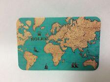 Rolex Original Calendar Card 1998 / 1999