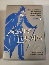 Arsene Lupin: Tome 2 (DVD, 2011, 3-Disc Set) French Original Version Vol 4 5 6