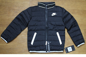 Nike Jacket Size 4 5 6 7 Boys Toddler Puffer 86D473 *NEW* With Tags Msrp $85.00