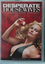 DESPERATE HOUSEWIVES - STAGIONE 2 - DISCO 4 - DVD N.01934 SLIMCASE