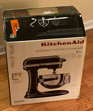 Kitchenaid Countertop Mixers With Stainless Steel Bowl For