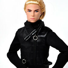 Poppy Parker Sebastien Havoc: Brother in Arms Lex Lawrence Dressed Doll-PP066