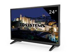 Televisores Led Full HD 24 pulgadas TD Systems Hdmix1/usb/reg/vgax1