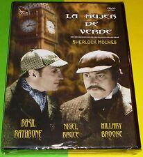 LA MUJER DE VERDE / Sherlock Holmes - Basil Rathbone - Precintada
