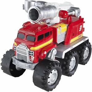 NEW Matchbox Smokey The Fire Truck